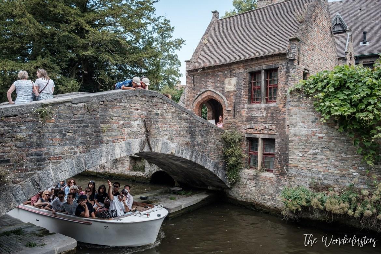 Bruges - Canal