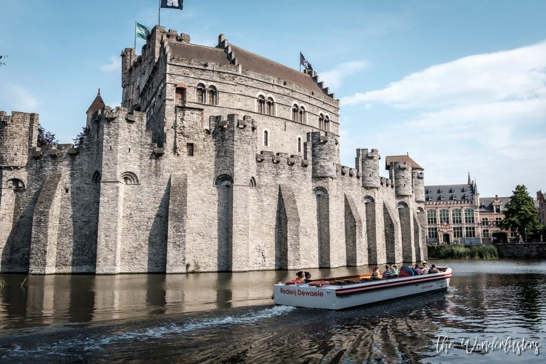 Gravensteen Castle, Ghent
