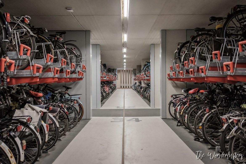 Utrecht Bike Parking