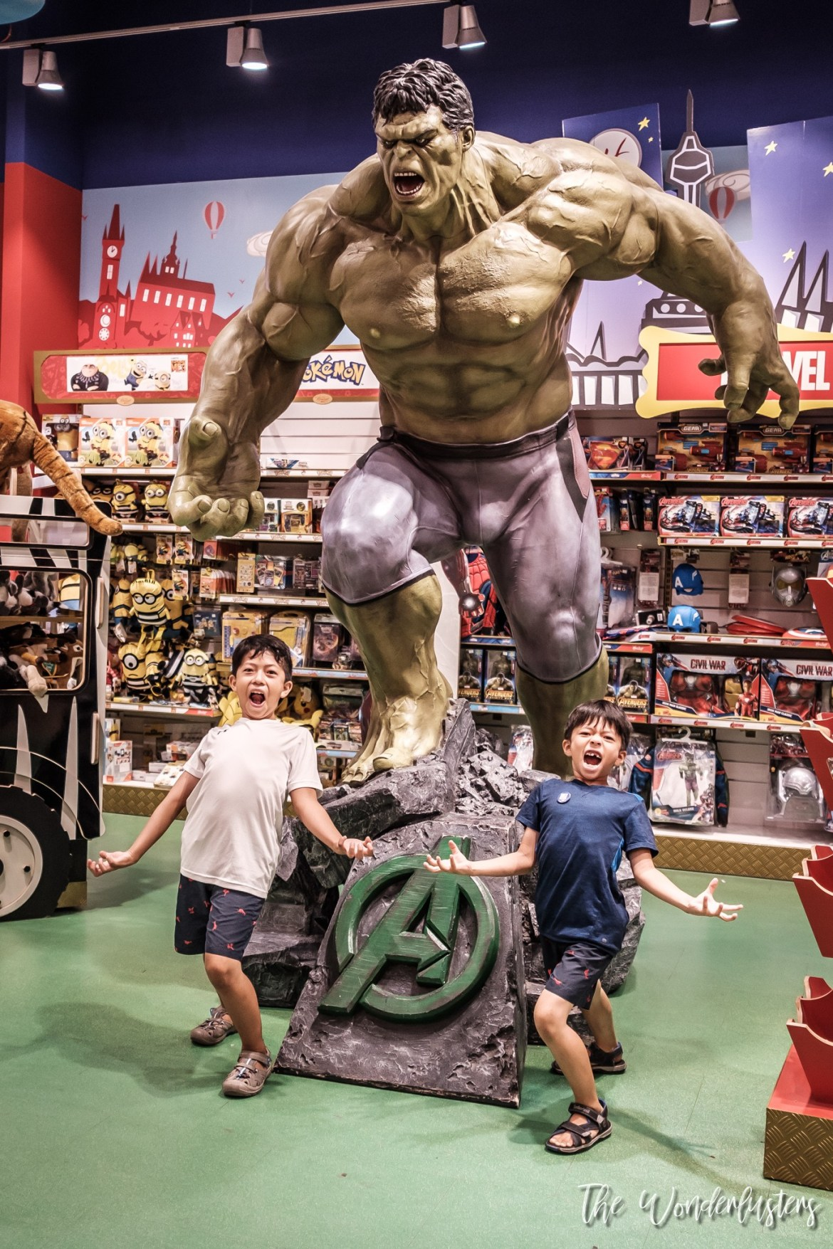 Hamleys Toy Store Prague