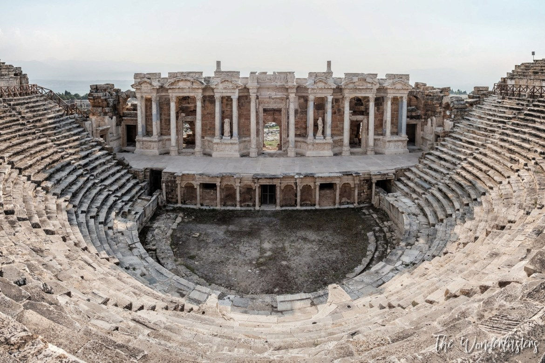 Hieropolis Theatre
