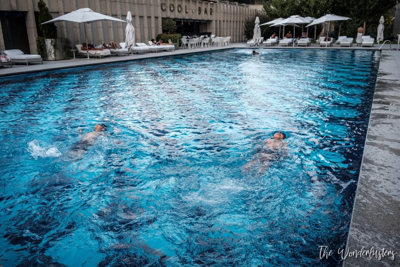 JW Marriott Ankara Pool