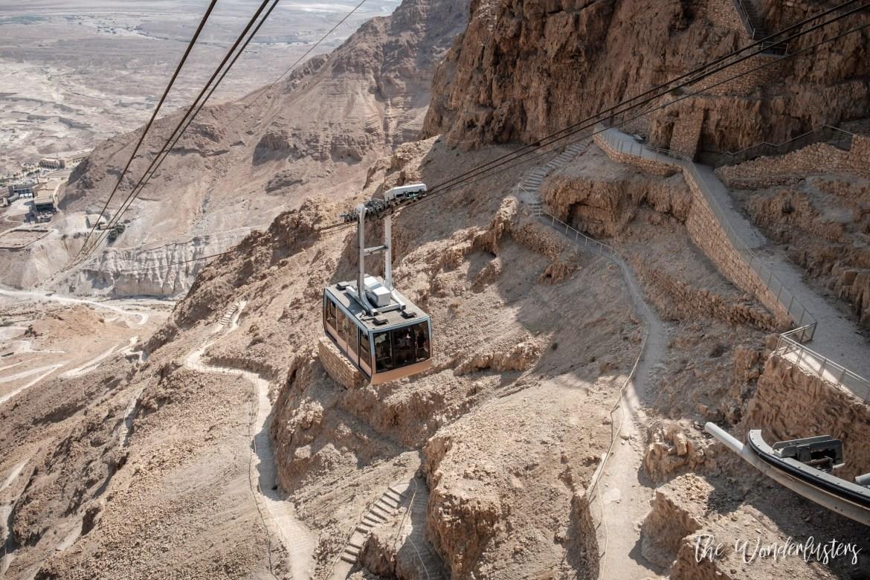 Masada Aerial Tramway
