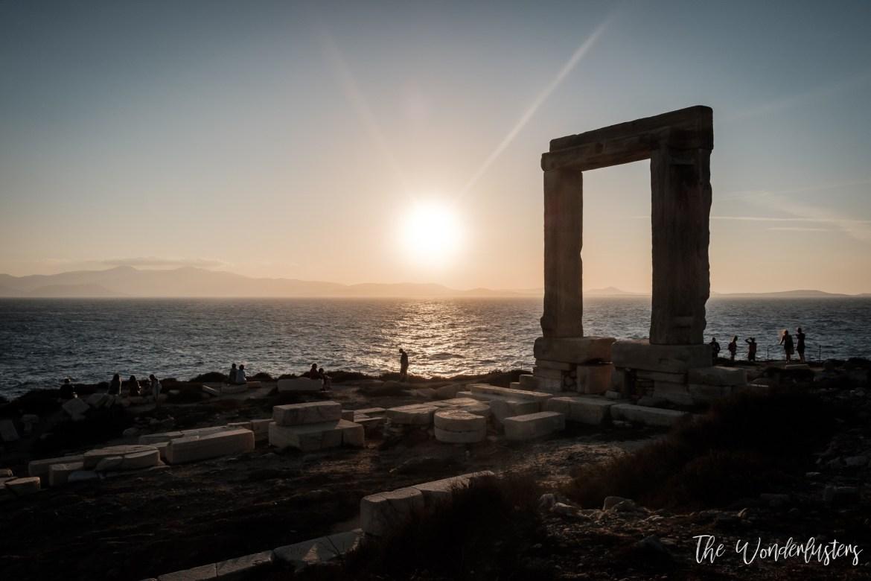 Naxos - The Portara