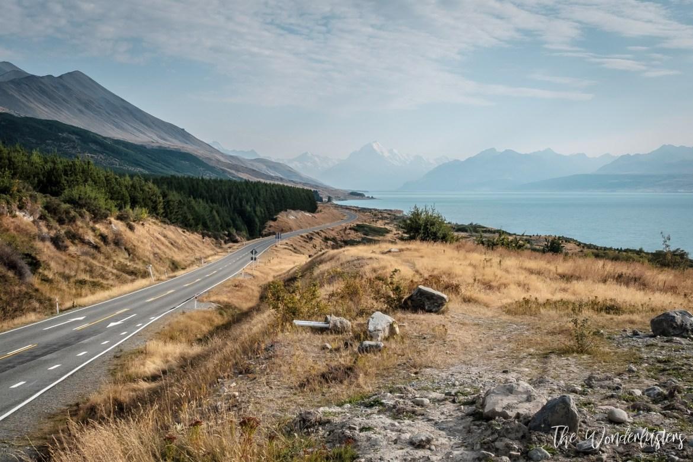 Mount Cook - View from Lake Pukaki