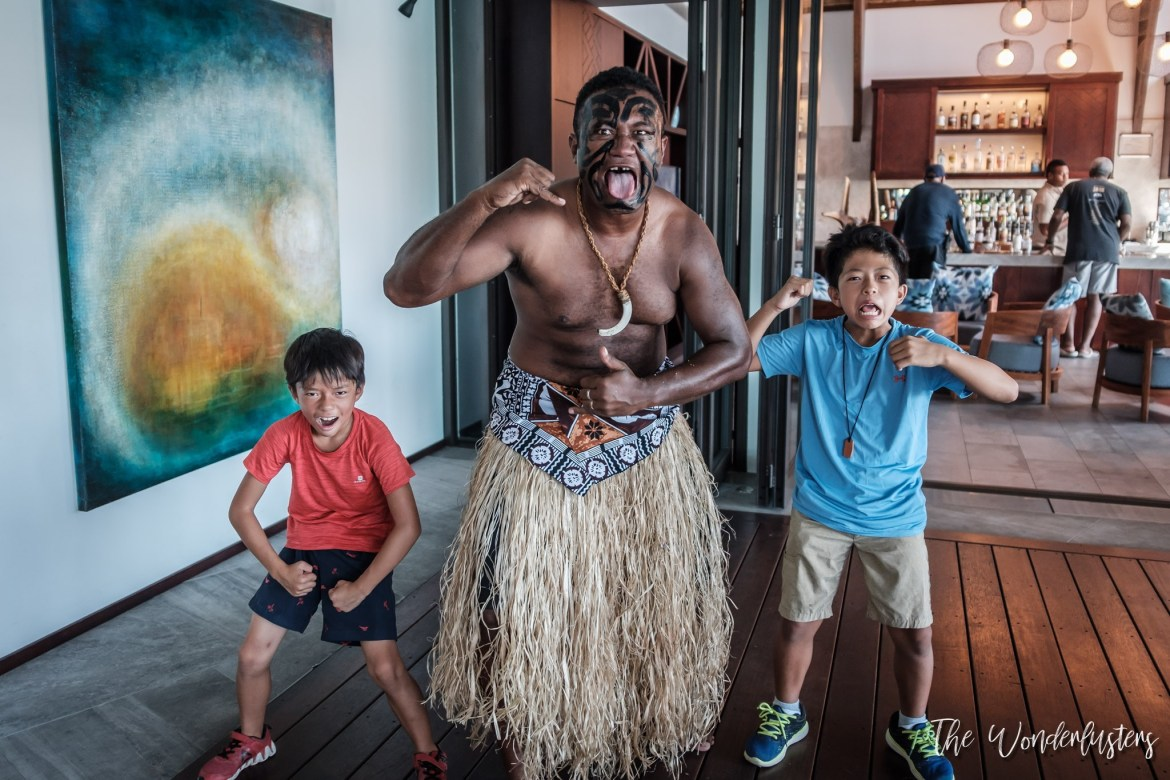 The Fijian Hakka