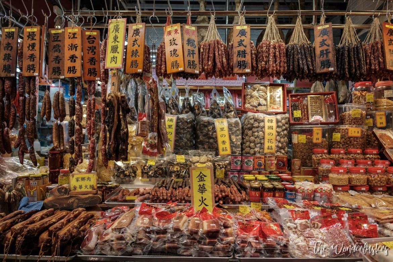 Taiwanese Meats