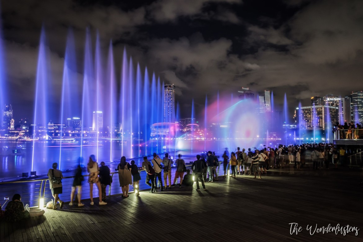 Spectra - A Light & Water Show