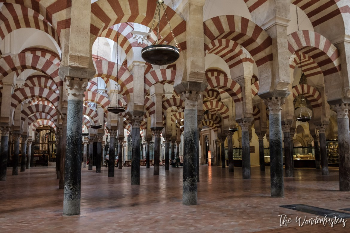Mosque -Cathedral of Cordoba