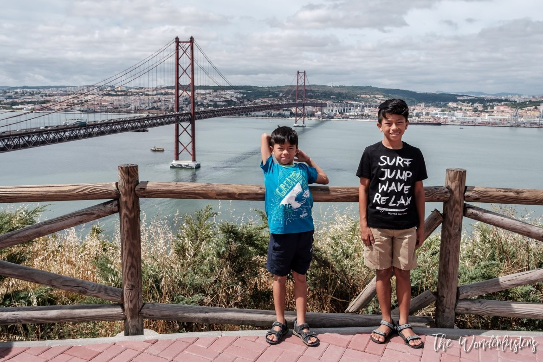 Ponte 25 de Abril, Lisbon