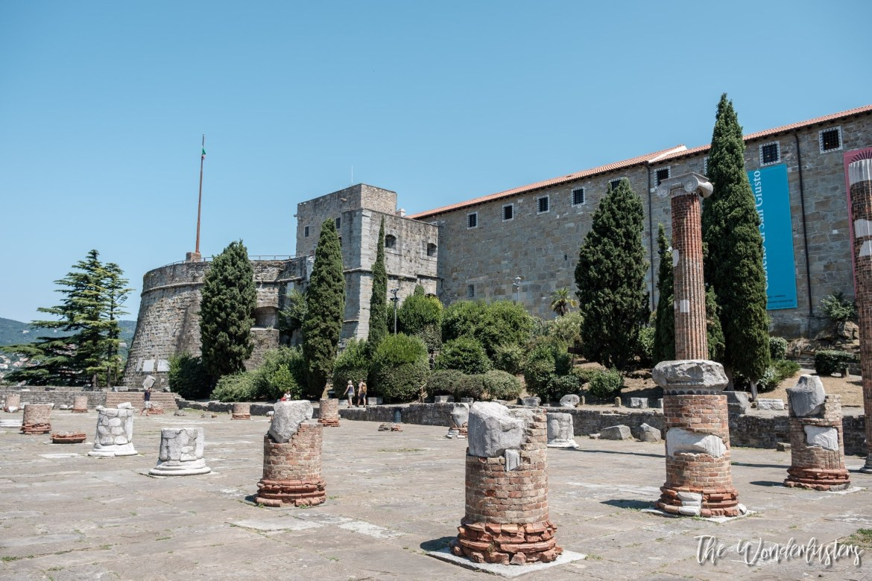 San Giusto Castle