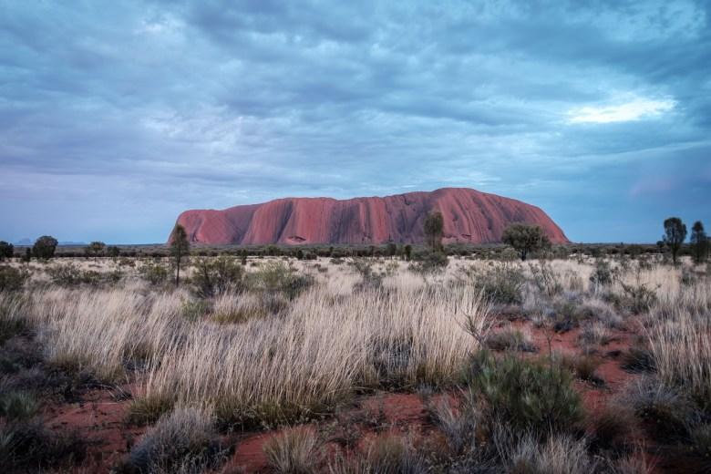 Australia Uluru 18