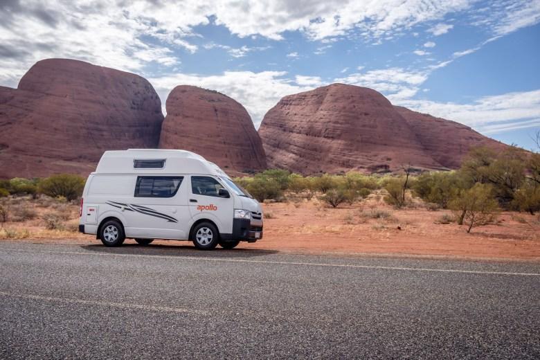 Australia Uluru 35