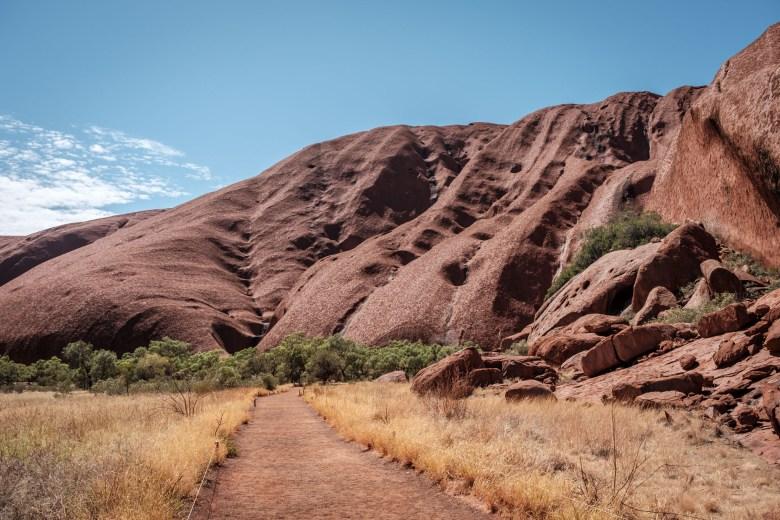 Australia Uluru 56
