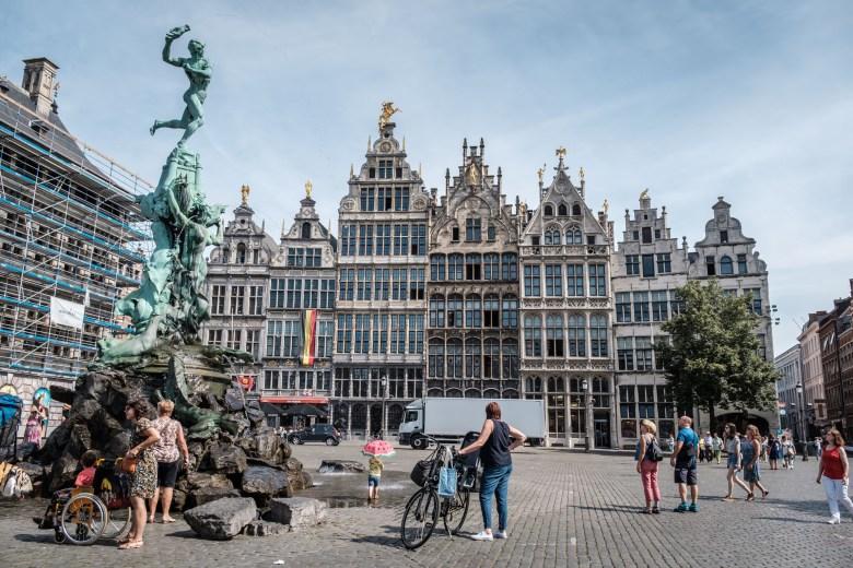 Belgium Antwerp 2