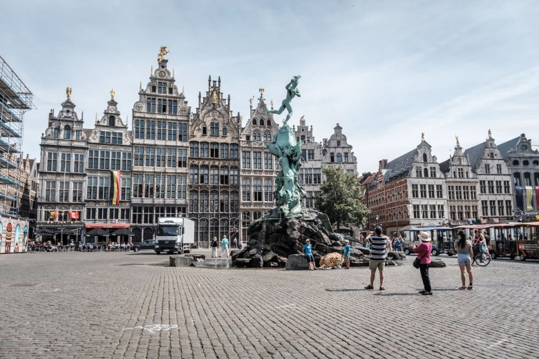 Belgium Antwerp 3