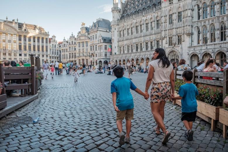 Belgium Brussels 01