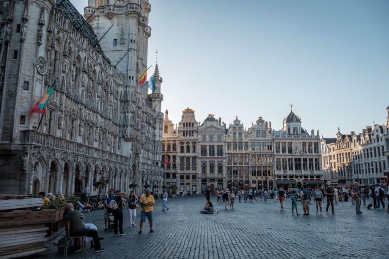 Belgium Brussels 05