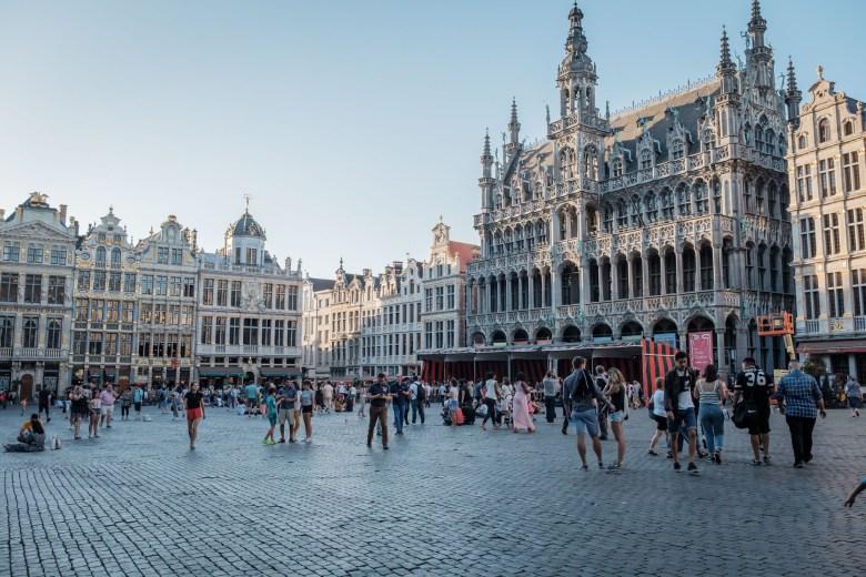 Belgium Brussels 06