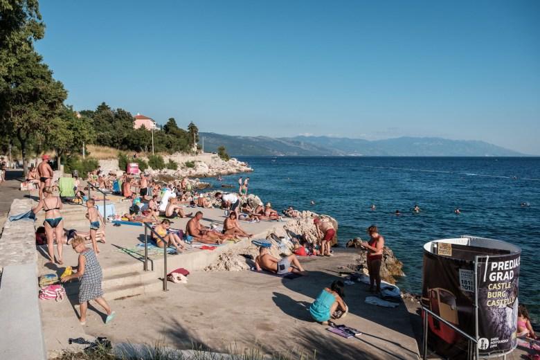 Croatia Novi Vinodolski 06