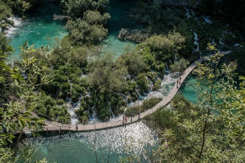 Croatia Plitvice Lakes 07