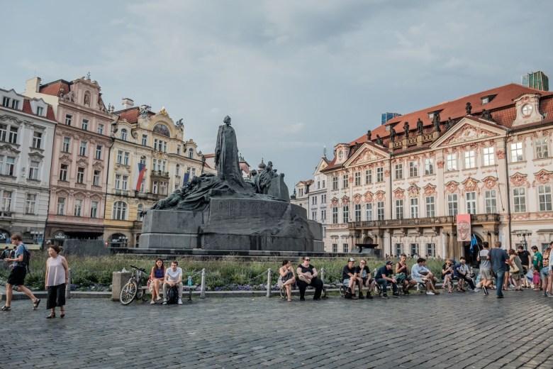 Czechia Prague 06
