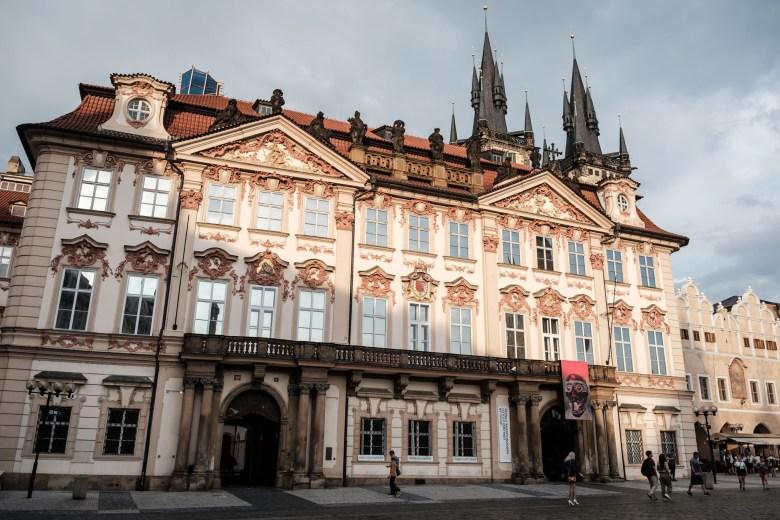 Czechia Prague 10