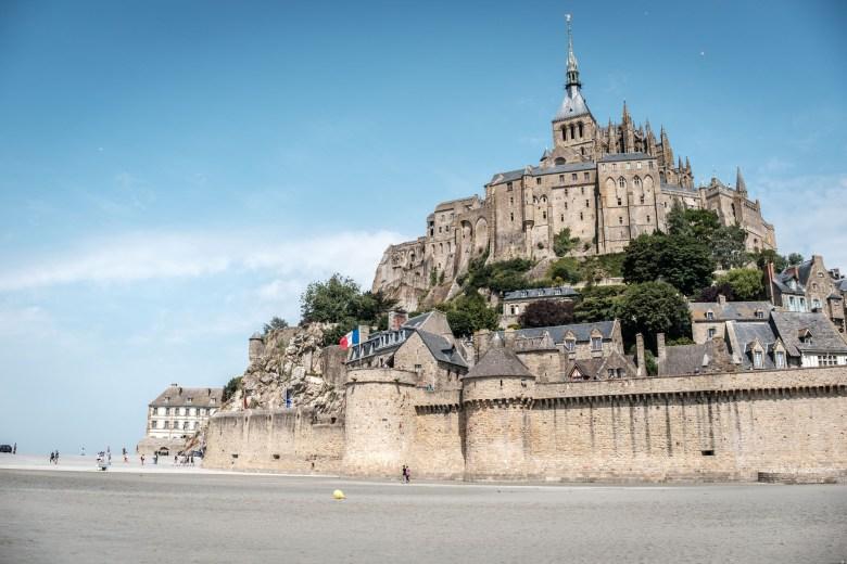 France Mont Saint Michel 15