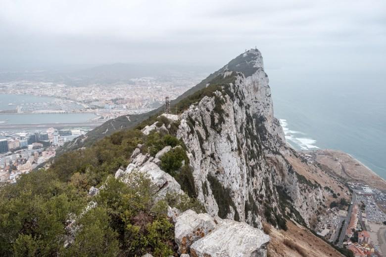 Gibraltar Rock 14