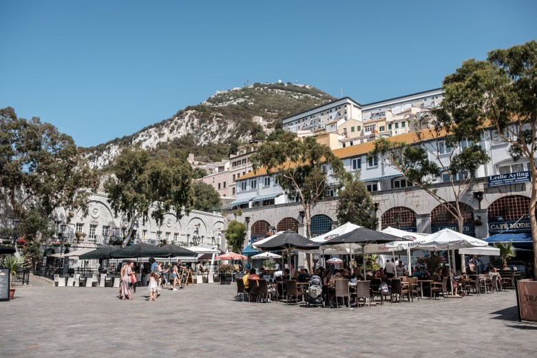 Gibraltar Rock 50