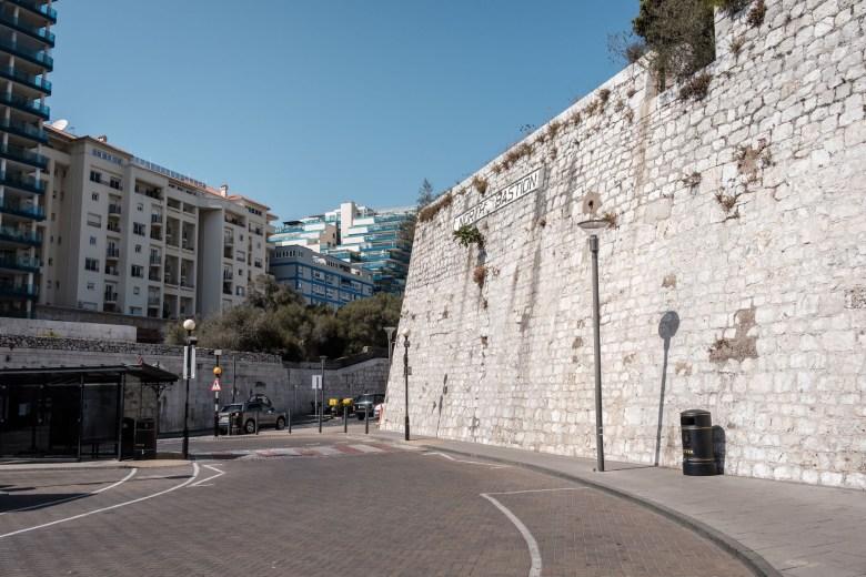 Gibraltar Rock 52