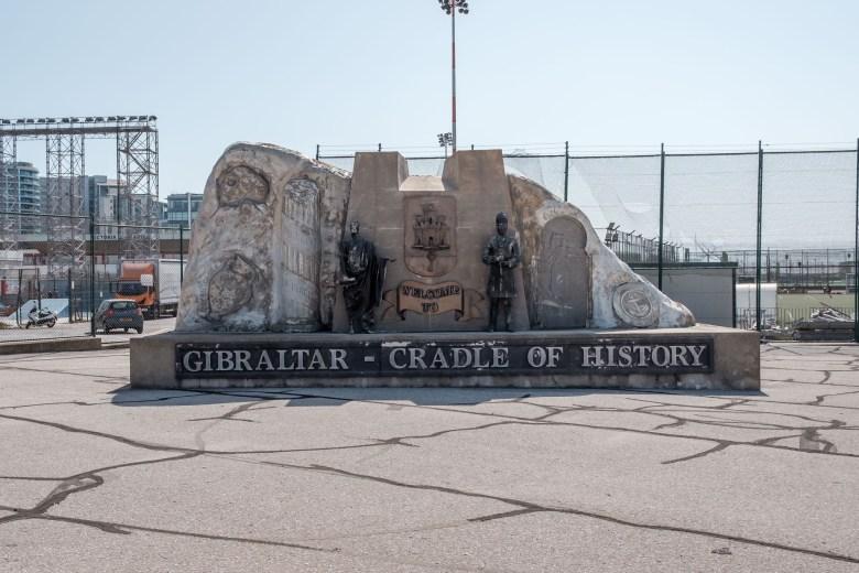 Gibraltar Rock 54