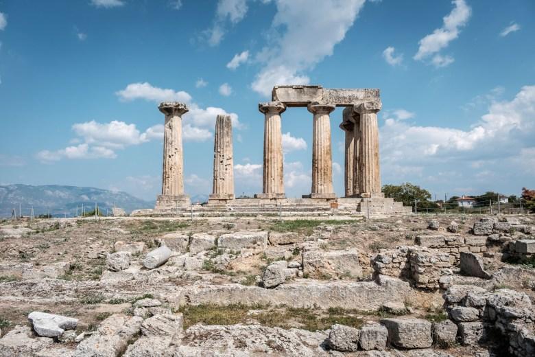 Greece Corinth 08