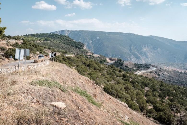 Greece Delphi 06