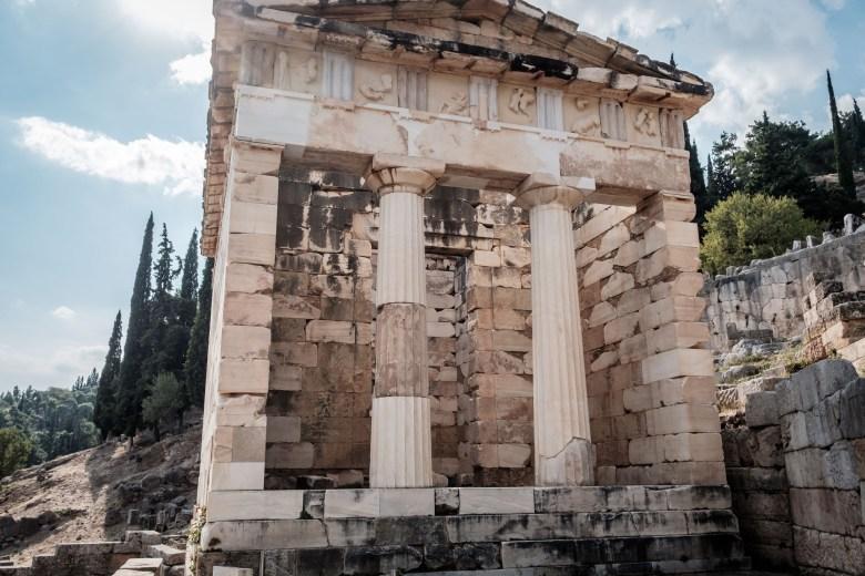 Greece Delphi 09