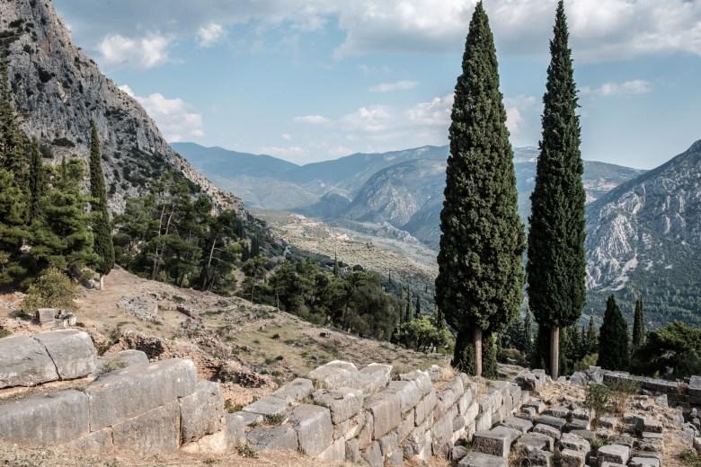 Greece Delphi 12