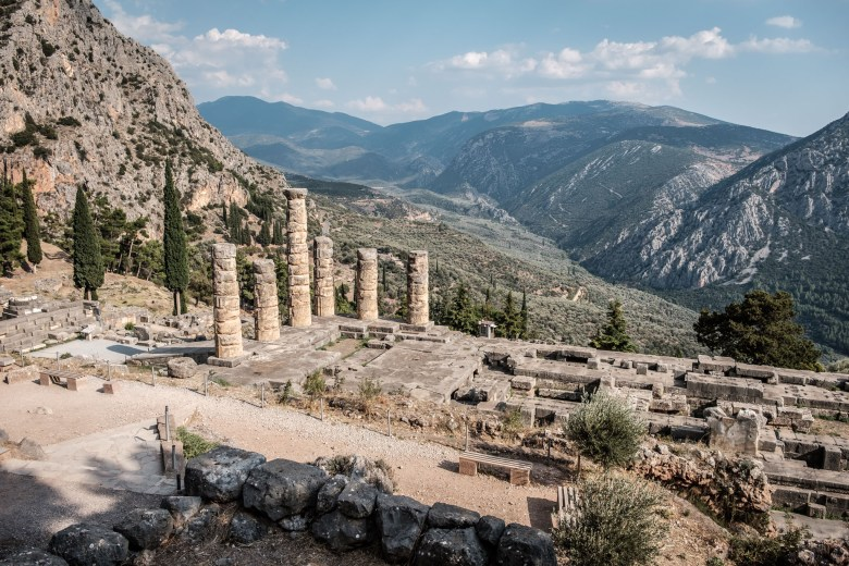 Greece Delphi 20