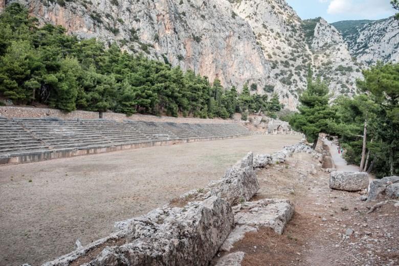 Greece Delphi 26