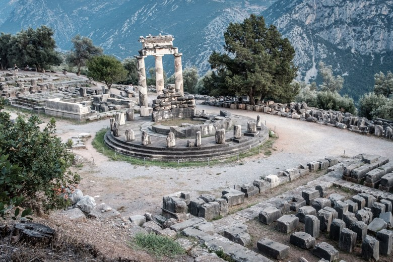 Greece Delphi 35