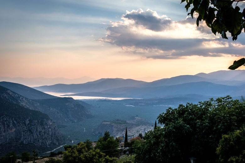 Greece Delphi 37