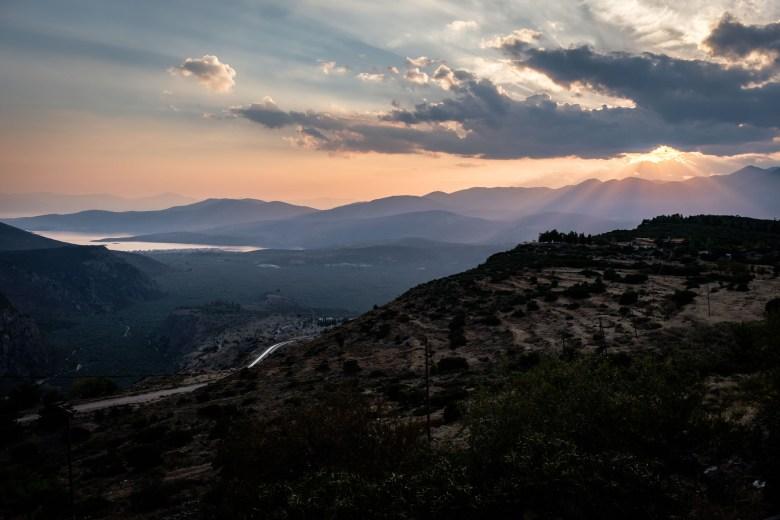 Greece Delphi 42
