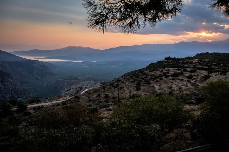 Greece Delphi 44