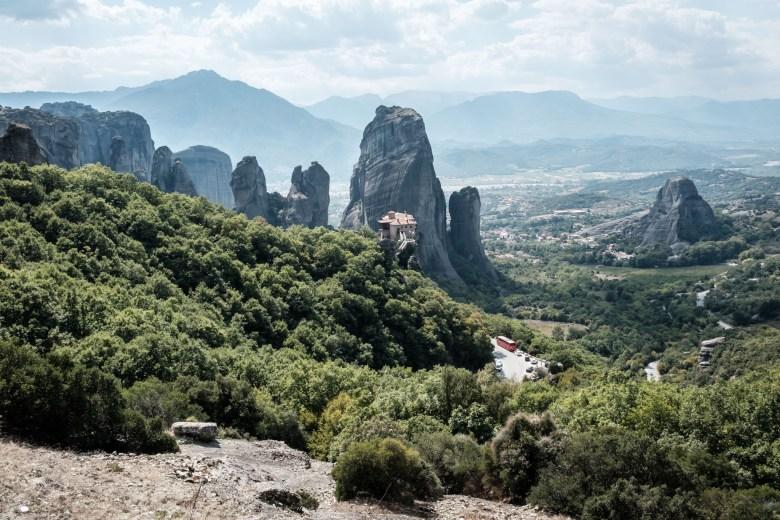 Greece Meteora 20