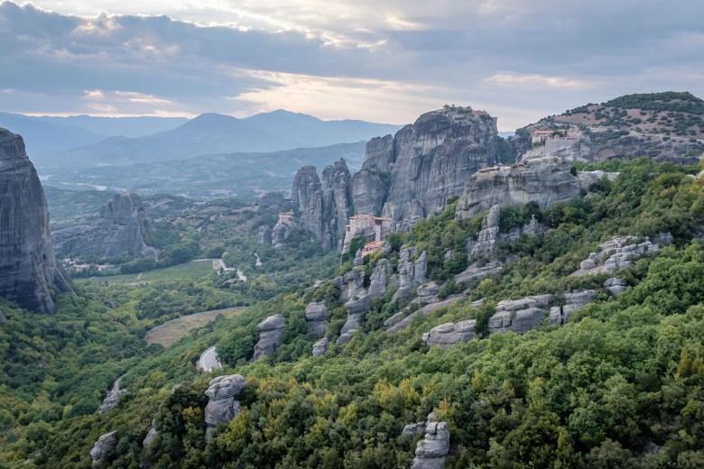 Greece Meteora 39