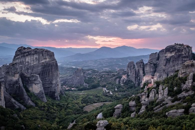 Greece Meteora 41