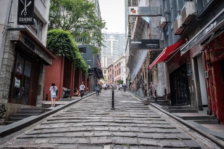 Hong Kong HK Island 52