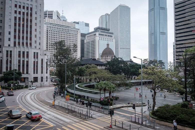 Hong Kong HK Island 55