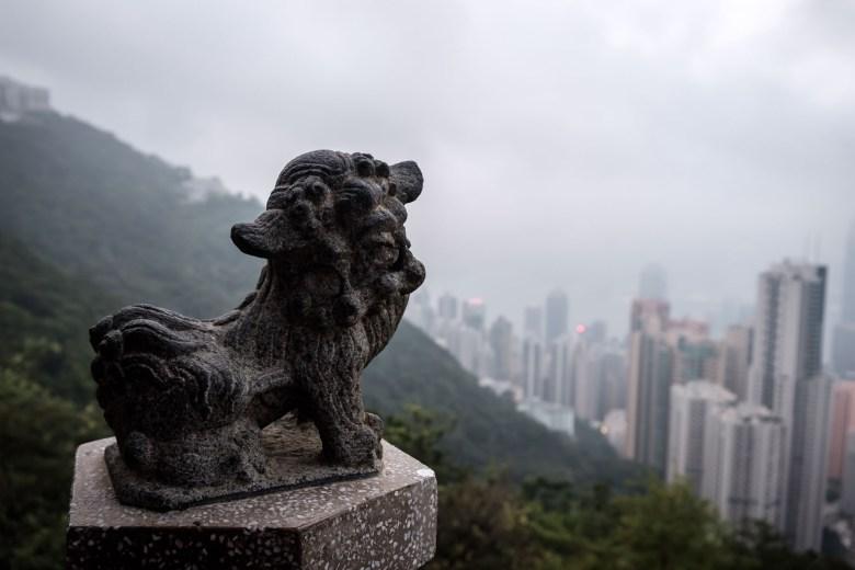 Hong Kong HK Island 60