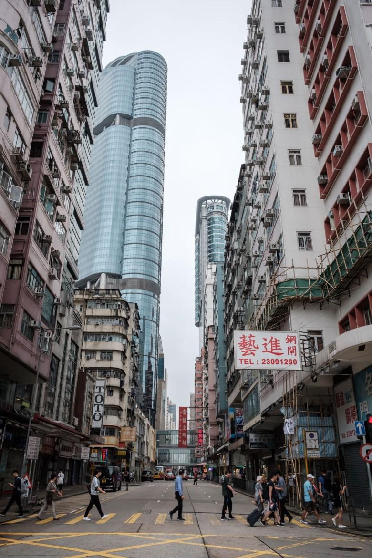 Hong Kong HK Island 67