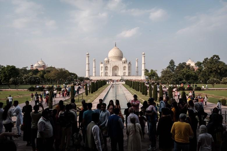 India Agra 30